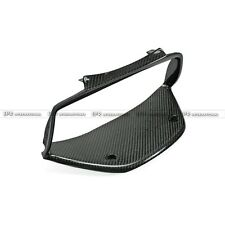 Carbon Cluster Surround Cover Interior Surround For Mitsubishi EVO 7 8 9 RHD