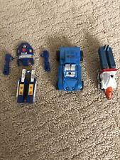 VINTAGE Lot of GOBOTS BUGGYMAN MR-08 DUNE BUGGY TANK COP-TUR MR-04 1982-83