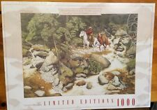 The Forest Has Eyes Bev Doolittle Jigsaw Puzzle 1000  Rare Limited Edition LNIB