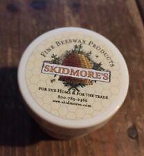 SKIDMORE'S Premium Leather Cream SHIPS FREE w/store shoe purchase USA Made! 1 oz