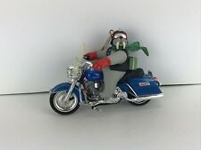 Harley Davidson Christmas Ornament Adventures On The Open Road, Walrus #J