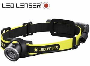 LED LENSER IH8R 600 Lumens Industrial Rechargeable Headlamp