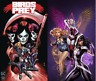 2020 DC Black Label Birds of Prey #1 Main & Variant Covers You Pick