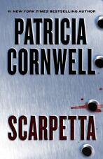 Scarpetta by Patricia Cornwell (2008, Hardcover)