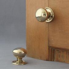 petit cuivre GÉORGIEN Chalet Bouton de porte