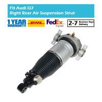 Rear Right Air Suspension Spring Bag Strut Fit Audi Q7 4LB 06-17 7L8616020A