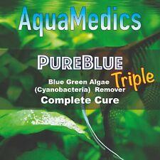 PureBlue-Triple - BlueGreen Algae / Cyano / Cyanobacteria Remover - Treats 600L