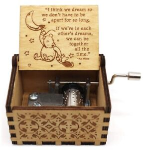 You are my sunshine music box Winnie the Pooh- FREE SHIPPING