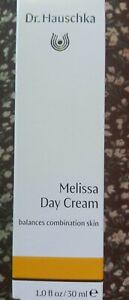 NEW - Great Deal!! Dr. Hauschka Melissa Day Cream 1.0 Fl. Oz. Exp 04 / 22