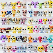 "Random pick 20pcs HASBRO Littlest Pet Shop LPS FIGURES 2"" Loose kids toys HA166"