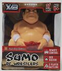 New XIB Sumo RC Wrestler - Red Rikishi - Sumo Stage Included 27 MHZ!