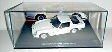 LAMBORGHINI 3500 GT ZAGATO 1965 FABBRI EDITORE SCALA 1:43