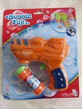 Seifenblasenpistole - Seifenblasen  *  Orange * Simba Dickie