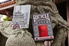 Bicycle Architecture Playing Cards Deck New Limited Edition