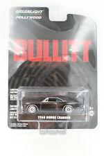A.S.S NEU GreenLight 1/64 Dodge Charger 1968 Steve Mc Queen Bullitt Hollywood