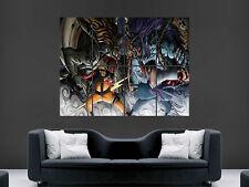 Naruto Shippuden Manga arte grande enorme gigante cartel impresión De Arte!!!