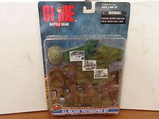"GI Joe 1/6 12"" US Military Photographer Accessory Set Battle Gear T39"