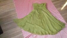 Monsoon Silk Dress Size 14
