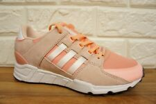 finest selection 00b84 acbba Adidas Womens Size 5 EQT Support RF Pink White Ladies Trainers Brand New  Boxed