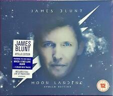 JAMES BLUNT - Moon Landing (Apollo Edition) Cd Sigillato Sealed