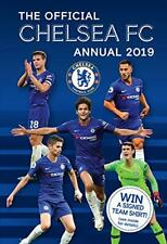The Official Chelsea FC Annual 2019-Grange Communications