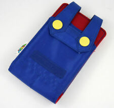 """Awesome looking Super Mario Nintendo DS Bag Pouch 5.5"""" x 3.25"""""""