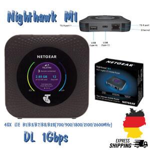 For Netgear Nighthawk Unlocked WiFi Router 1Gbps Modem Hotspot M1 MR1100 CAT16 ❤