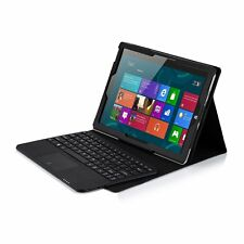 Microsoft Surface Pro 4 Bluetooth Type Cover Keyboard w/ Touch Pad + Full Case
