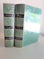 Classici UTET Opere scelte di Giuseppe Baretti a cura di  Bruno Maier 2 volumi