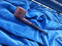 NEVER SMOKED Antique Meerschaum ITALY Custom Special Mystery Pipe SURVIVOR RARE