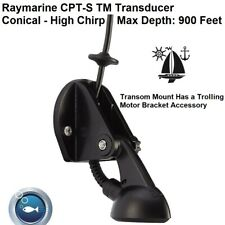 Raymarine CPT-S TM Transducer - Conical - High Chirp, Max Depth: 900 Feet