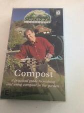 GARDENING COMPOST ABC 68 MIN  VHS VIDEOS PAL~ A RARE FIND