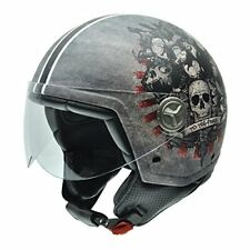 Nzi Casco Moto Zeta Decorazione Popeye (finish) 55-56 (s) (t2z)