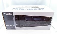 Marantz Pmd300Cp Dual Cassette Deck with Usb - Black