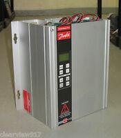 Danfoss 175H1733 3003 VFD Variable Speed Drive  3HP VLT