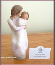 MOTHER-DAUGHTER FIGURINE FROM WILLOW TREE® ANGELS FREE U.S. SHIPPING