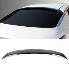 40_Smoke Rear Window Roof Spoiler Visor Deflecter For KIA 2011-2015 Optima K5