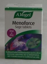 A. Vogel, (Bioforce) Menoforce Tablets (30) BBE 04/20
