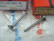 Honda CZ100 C100 C102 CA105 T C110 C115 Valve inlet exhaust // Japan