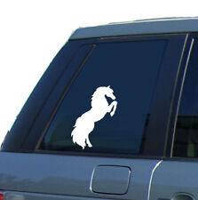 Sca_art Ecuestre Caballo Vinilo calcomanía auto ventana calcomanía