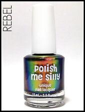 "NEW Polish Me Silly ""Rebel"" Multi-Color Shifting Polish Indie Nail Polish"