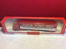 Corgi focal puntos incendios camión Limitd Edition