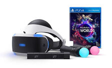 Sony PlayStation VR Launch Bundle w/ Move controllers (complete, mint condition)