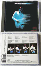Jeff Beck Wired... USA Giappone CD EPIC
