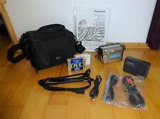 Panasonic NV-GS17, Camcorder, NEU, wurde nie benutzt, mit Zubehörpaket