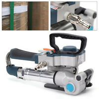 Protable Handheld Pneumatic Strapping Tool Strap Welding Banding Packaging Baler