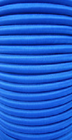 20m Expanderseil blau 6mm Gummiseil Planenseil Meter Plane Monoflex PE