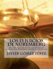 Los 13 Juicios de Nuremberg by Javier Pérez (2014, Paperback)