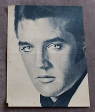 Elvis Presley #1978-16 Memorial 1935-1977 B&W Closeup Portrait Music Poster G