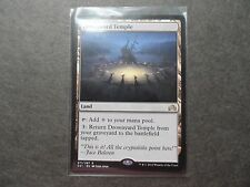 MAGIC THE GATHERING SHADOWS OVER INNISTRAD DROWNYARD TEMPLE X4